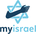 Myisrael Charity logo